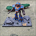 Ground commander - titan de classe reaver