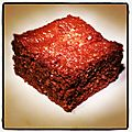 L'ultimate brownie chocolat/coco