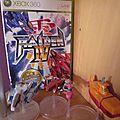 Raiden 4 sur xbox 360.