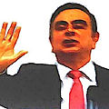 The show must (carlos) ghosn
