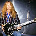 Session photos THIN LIZZY_John Sykes (G/V) Marco Mendoza (B)