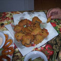 Beignets mexicains