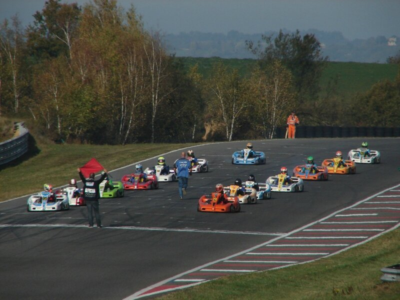 Championnat france KZ125-Pau arnos (39)
