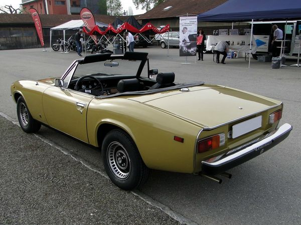 jensen healey convertible 1972 1976 4