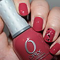 Review : pink chocolate d'orly + we're in it together d'essie (vernis 4 et 5 de l'octobre rose)