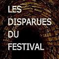 Lecture: les disparues du festival
