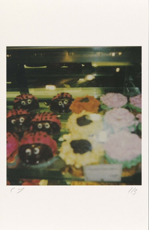 Cy Twombly_Cakes (Boston, MA), 2007