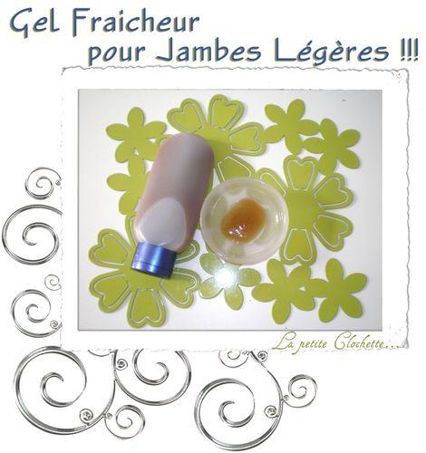 Gel Fraicheur