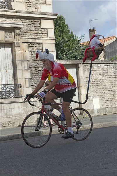 Niort cyclos parade alsacien 120812