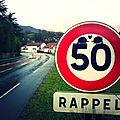 Espelette, sur la route (64)