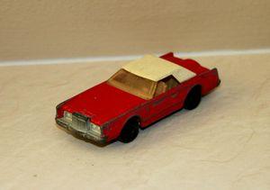 Lincoln continental Mc V de chez Matchbox (1979) 01