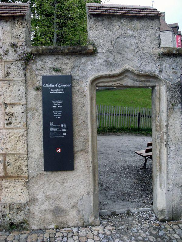021 Le Chateau de Gruyères