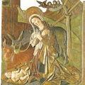 Nativité - Allemagne - XVIème siècle