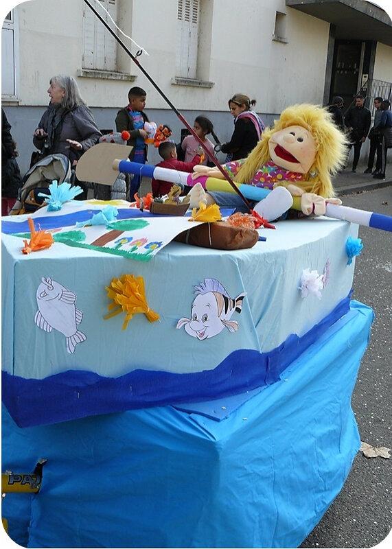 Quartier Drouot - Carnaval 14