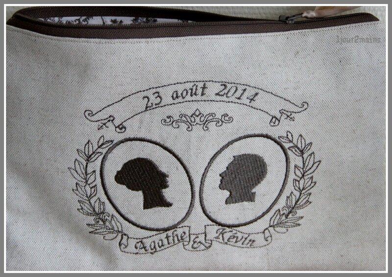 trousse mariage AK