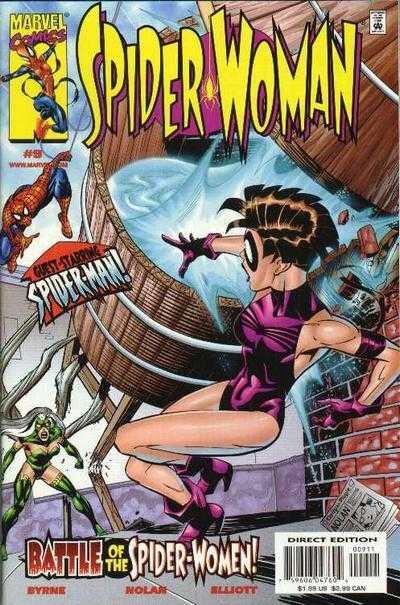 spider woman 1999 09