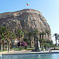 Arica et le parc lauca