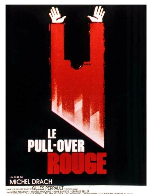 le pull over rouge 1979