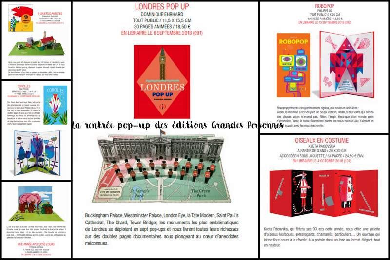 Nouveautes De La Rentree Aux Editions Les Grandes Personnes