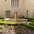 L'ancien couvent des cordeliers à verteuil charente.