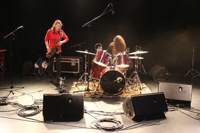 Faut ça chauffe Coutances 2015 CDLN concert