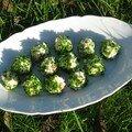 boulettes de surimi