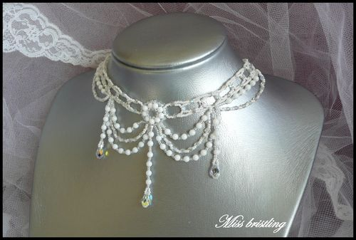 collier mariage fifi