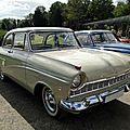 Ford taunus 17m p2 de luxe berline 2 portes - 1960