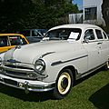 Ford vedette 1954