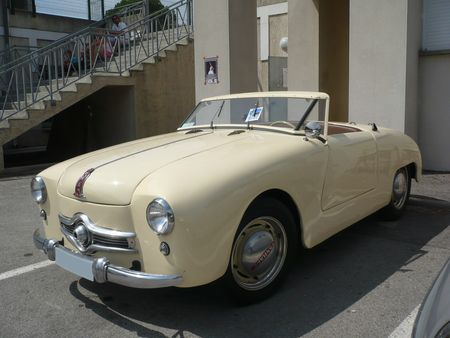 PANHARD Dyna X87 Junior roadster Poussan (1)