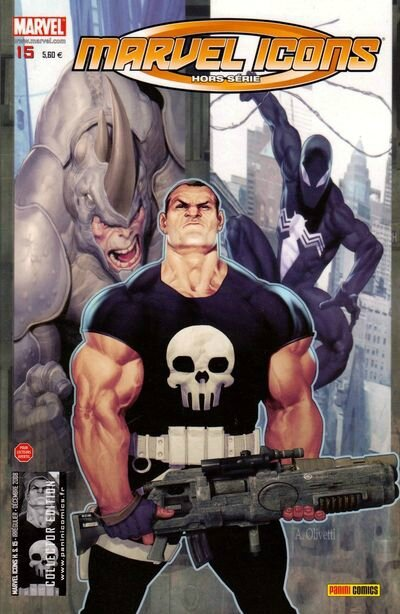 marvel icons hs 15 punisher