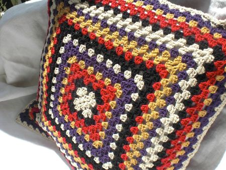 Coussin granny 2