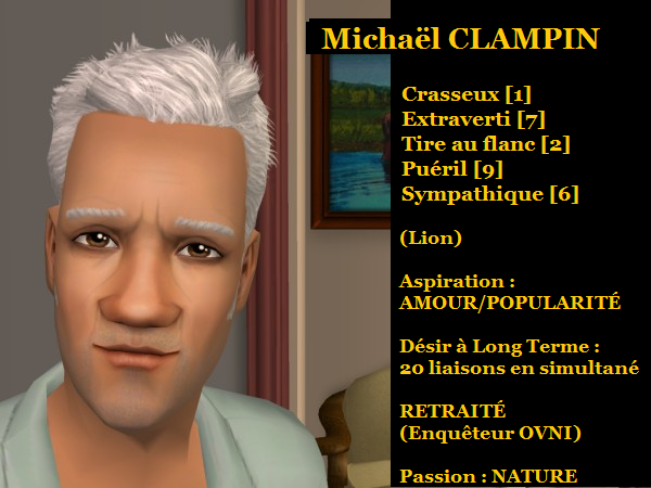 Michaël CLAMPIN