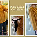 Pull-over à noeud number 2