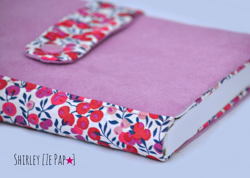 agenda liberty whilteshire barry et suedine velours rose 2014-2015
