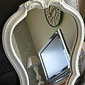Miroir 1 patiné