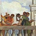 Véronèse, les noces de cana