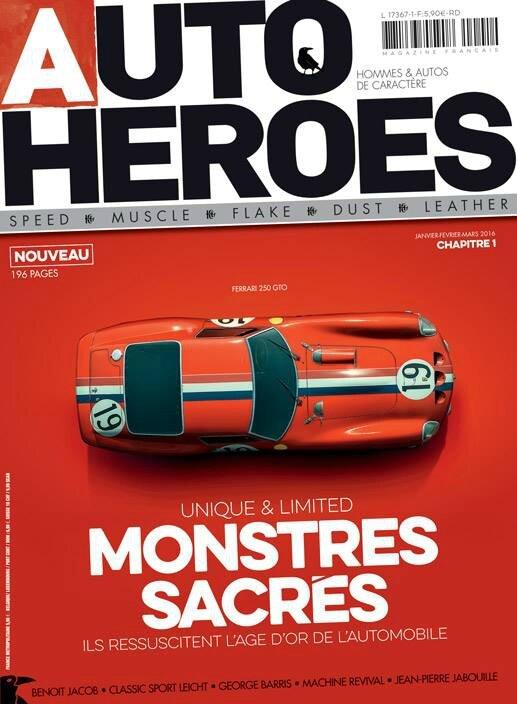 AUTO HEROES (01) Jan-Fev-Mars 2016