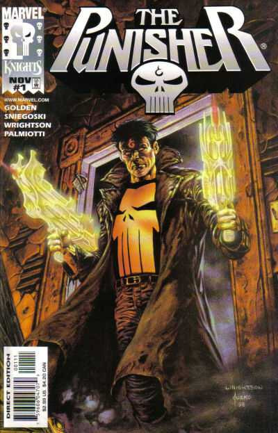 punisher marvel knights V1 01