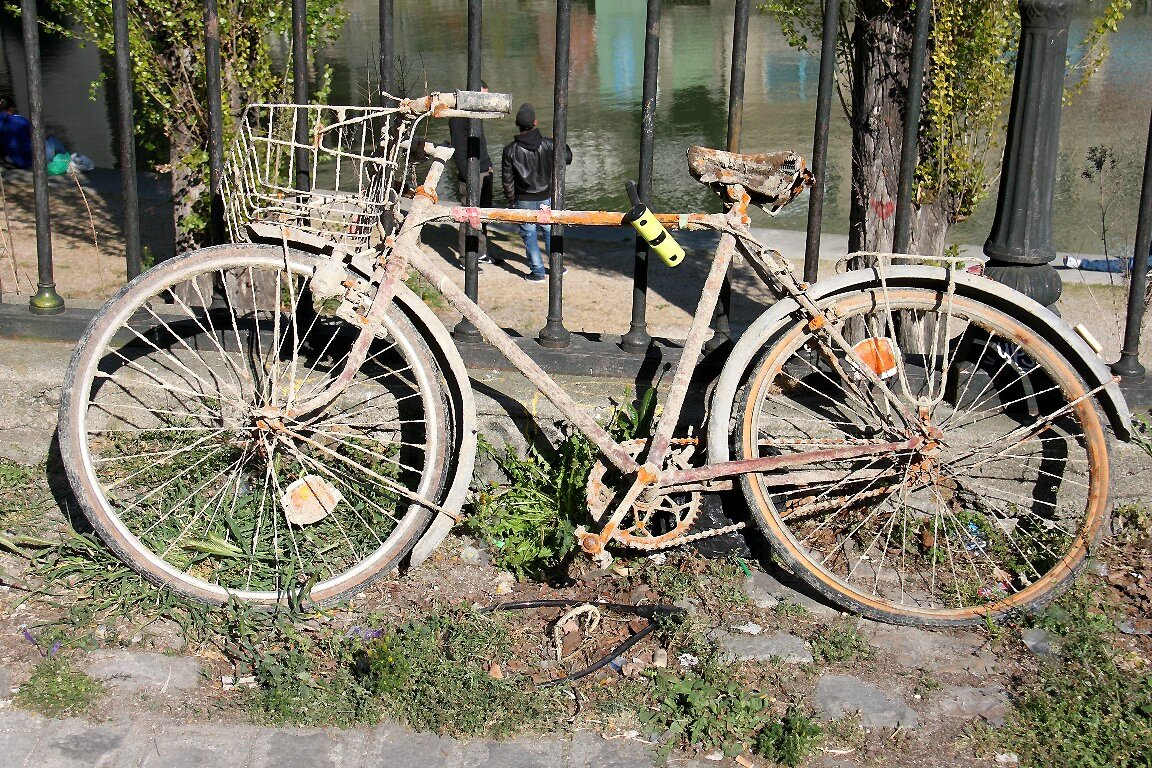 vélo rouillé, marin_5660