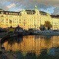 Stockholm en automne