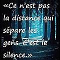 distance silence