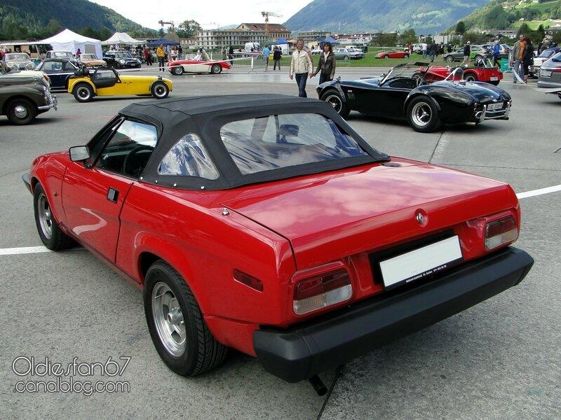 triumph tr7 drophead coupe 1979-1981 2