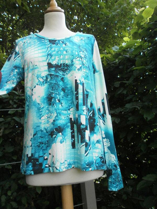 t-shirt Burda