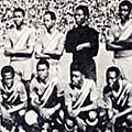 21 janvier 1968 CONGO KINSHASA ... VAINQUEUR DE LA CAN