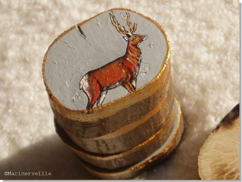 Cerf marimerveille