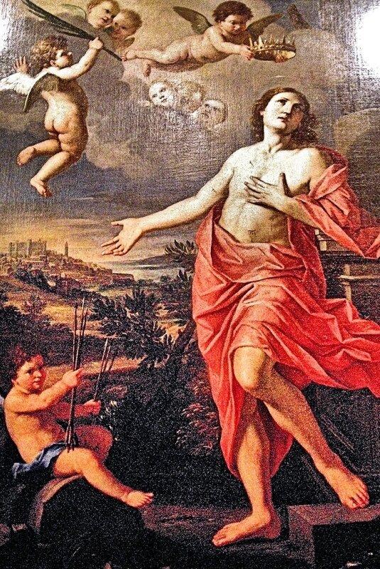 12183 GIMIGNANI giacinto collegiata santa stefano bracciano