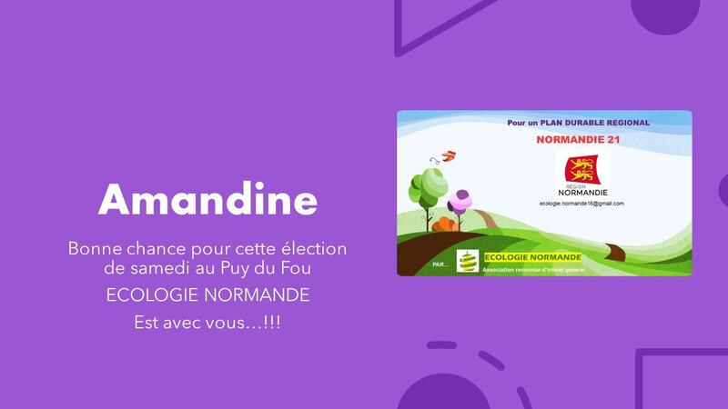 Amandine PuyduFou