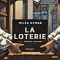 La loterie - miles hyman, d'après shirley jackson