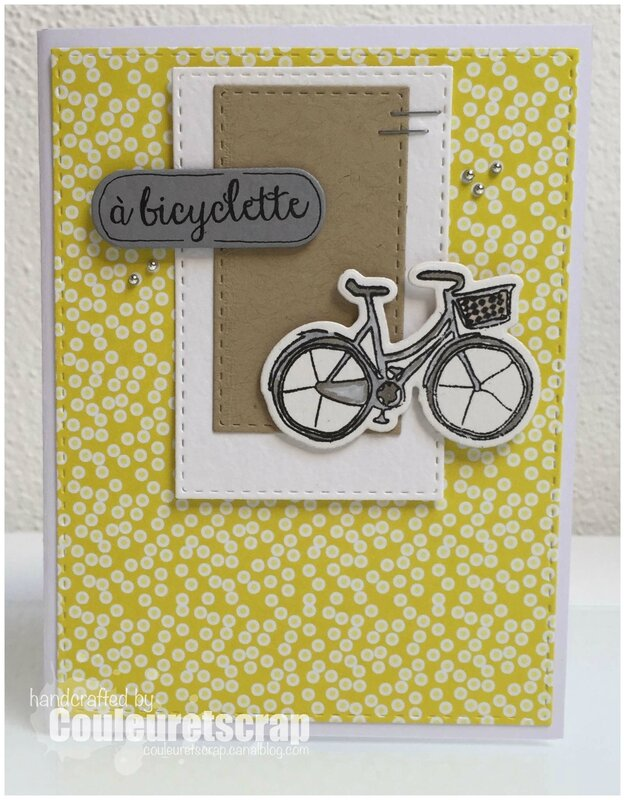 Couleuretscrap_carte_Vélo_inspi_Little
